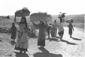Palestinians Refugees-October 30, 1948  Jalil