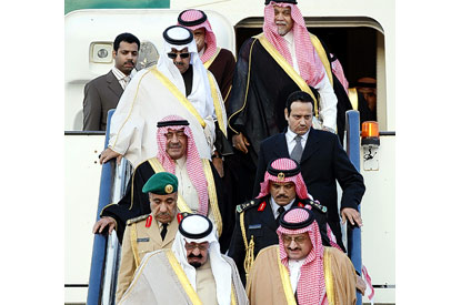 Arabs Clowns with Crowns
