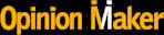 opinion maker logo