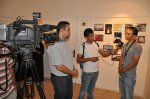 Shady Interview During European Day tour inGaza