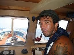 Vittorio in Fishing Ship