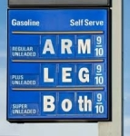 Gas to Expensive