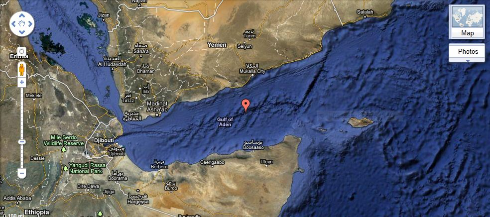Gulf of Aden | Akashma Online News