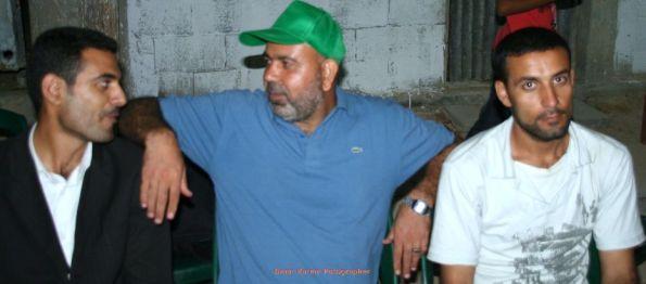 Hazem with Omar and Araft Nephews
