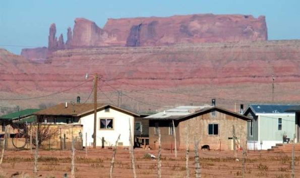 The Pine Ridge Reservation