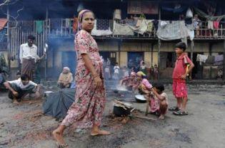 Rohingyas Refugees October 30 2012 Jakarta News