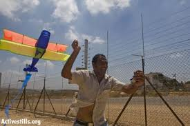 Bassen Abu Rahmah RIP-One of Bassem's ideas was to fly a kite during a protest, symbolizing the freedom that Palestinians are striving for.
