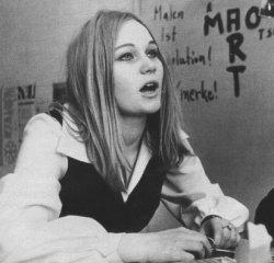 Brigitte Mohnhaupt Paroled in Germany