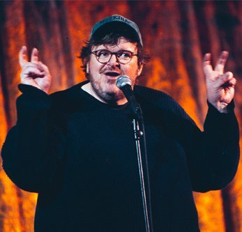 Michael Moore I Support The Troops