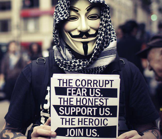 Anonymous Exposes Massive Leak of United States Department of Justice