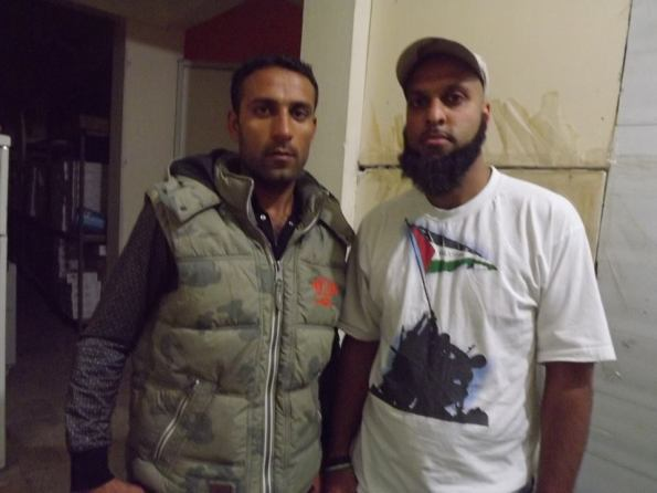 Omar Karem and  Ebrahim Musaji