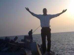 Gaza 3 shore limit line