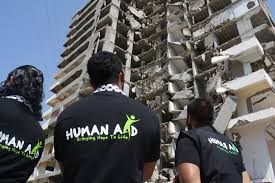 Rebuild Gaza  The campaigner is Mohammed with various projects, his goal 8,000 pounds.