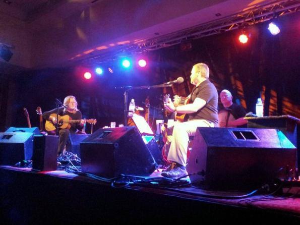 Mick Blake band