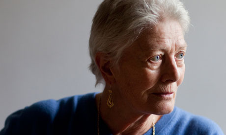 'My politics have become rights-based. That's my duty. I'm pledged to put children before anybody's politics' … Vanessa Redgrave. Photograph: David Levene