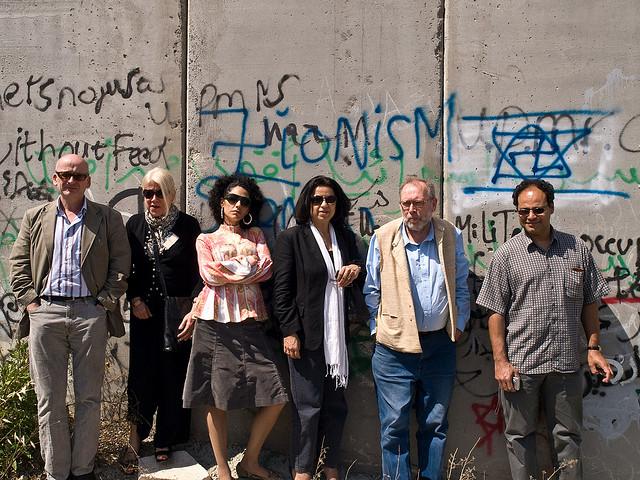 Roddy Doyle, Brigid Keenan, Suheir Hammad, Ahdaf Soueif,
