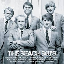The Beach Boys cover of their second cd