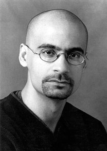Junot Diaz, becoming an author in Oprah.com Photo: Nancy Crampton