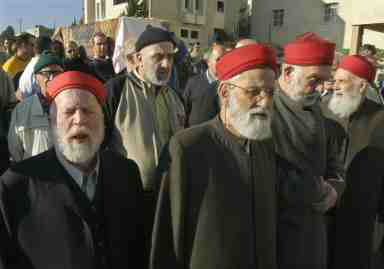 Semarian Palestinian Jews in the Holy Land