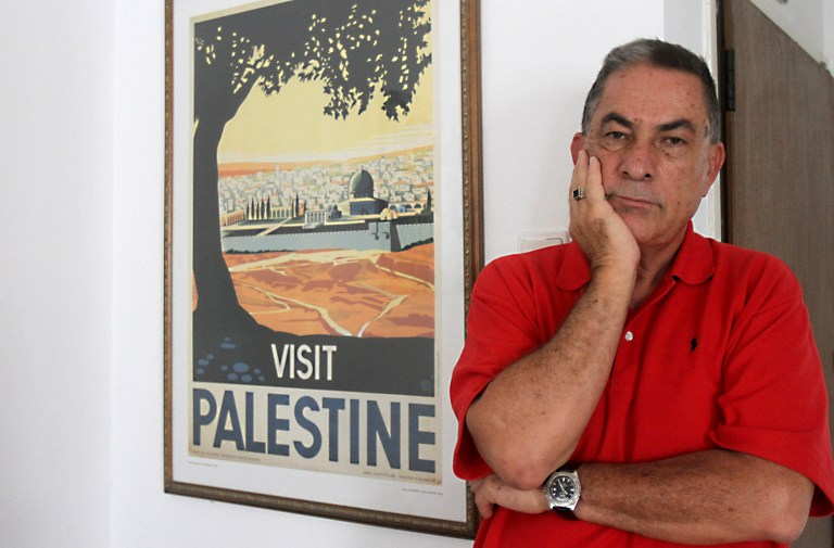 Gideon Levy, journalist and author