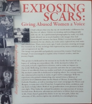 Domestic Violence- Exposing Scars